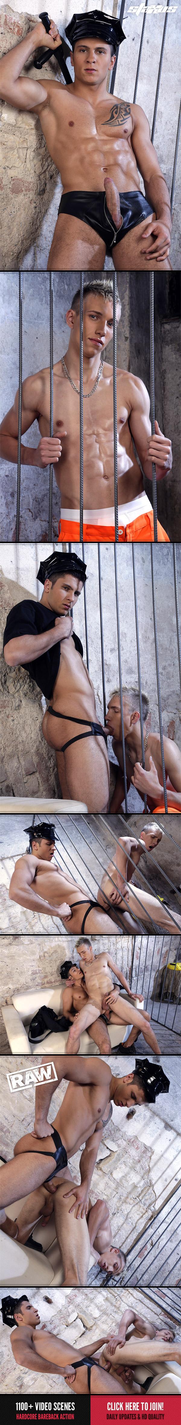 bareback prison sex