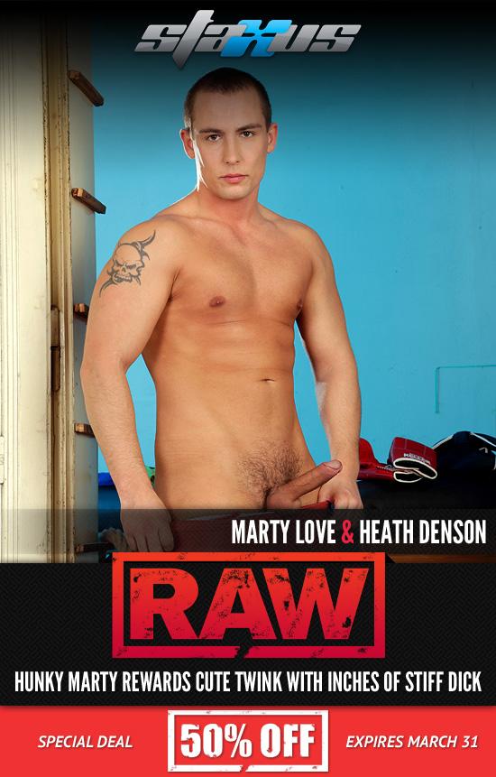 Marty Love and Heath Denson